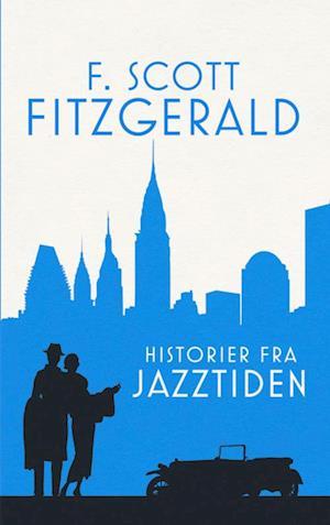 Bog hæftet Historier fra jazztiden af F. Scott Fitzgerald