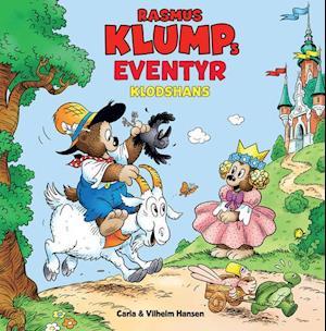 Carla & Vilhelms Hansens Rasmus Klumps eventyr - Klodshans