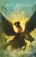 Titanens forbandelse (Percy Jackson & olymperne, nr. 3)