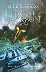 Slaget i labyrinten (Percy Jackson & olymperne, nr. 4)