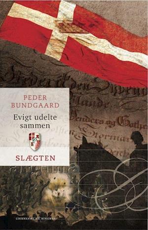 Bog, hæftet Slægten 20: Evigt udelte sammen af Peder Bundgaard