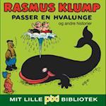 Rasmus Klump passer en hvalunge og andre historier (Mit lille pixi bibliotek)