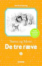 De tre ræve (Søren og Mette, nr. 1)