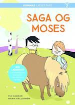 Saga og Moses (Kommas læsestart)