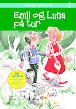Emil og Luna på tur af Jørn Jensen