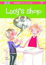 Lucy's shop (Kommas easy reading)