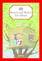 Søren's and Mette's tree house (Søren og Mette lærer engelsk)
