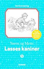 Lasses kaniner (Søren og Mette, nr. 5)