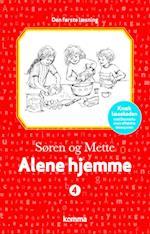 Alene hjemme (Søren og Mette, nr. 4)