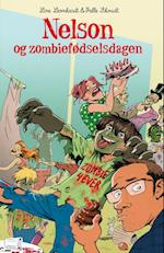 Nelson og zombiefødselsdagen (Kaos i familien)