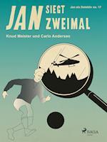 Jan siegt zweimal (Jan als Detektiv, nr. 17)