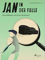 Jan in der Falle (Jan als Detektiv, nr. 18)