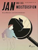 Jan und der Meisterspion (Jan als Detektiv, nr. 20)