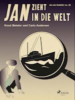 Jan zieht in die Welt (Jan als Detektiv, nr. 22)