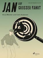 Jan auf großer Fahrt (Jan als Detektiv, nr. 23)