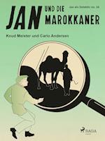 Jan und die Marokkaner (Jan als Detektiv, nr. 24)