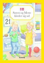 Søren og Mette klæder sig ud