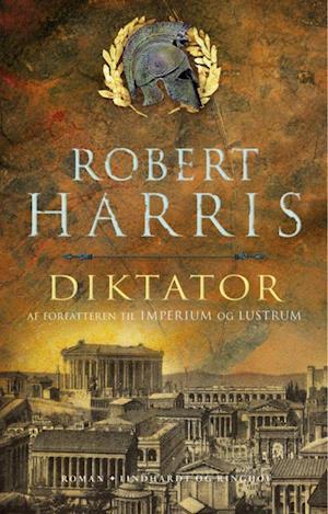 Bog, indbundet Diktator af Robert Harris