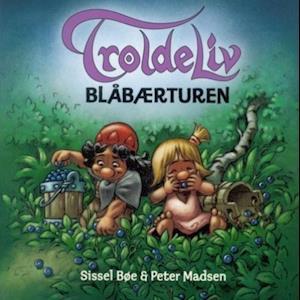 Bog, hardback Blåbærturen af Sissel Bøe