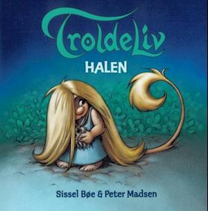 Bog hardback Halen af Sissel Bøe
