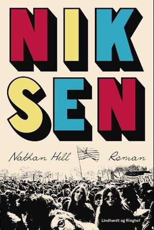 Bog, indbundet Niksen af Nathan Hill