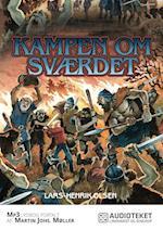 Kampen om sværdet (Erik Menneskesøn, nr. 2)