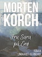 Fru Sara på Enø af Morten Korch