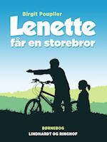 Lenette får en storebror (Lenette, nr. 2)