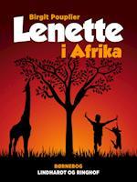 Lenette i Afrika (Lenette, nr. 3)