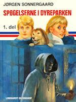 Spøgelserne i dyreparken 1 af Jørgen Sonnergaard