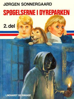 Spøgelserne i dyreparken 2 af Jørgen Sonnergaard