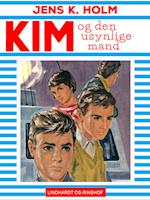 Kim og den usynlige mand (Kim, nr. 14)