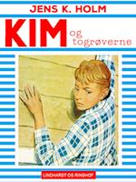 Kim og togrøverne (Kim, nr. 17)