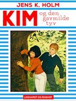 Kim og den gavmilde tyv (Kim, nr. 20)