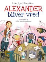 Alexander bliver vred af Line Kyed Knudsen
