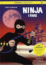 Ninja i fare (Kommas læsestart)