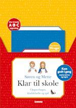 Søren og Mette: Klar til skole-startpakke