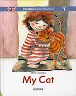 My cat (Kommas easy reading)