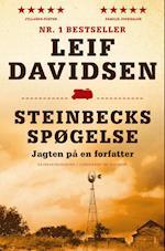 Steinbecks spøgelse - jagten på en forfatter pb. af Leif Davidsen