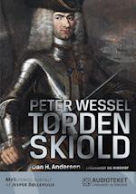 Peter Wessel Tordenskiold af Dan H. Andersen