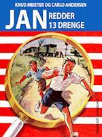 Jan redder 13 drenge af Knud Meister, Carlo Andersen