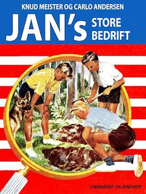 Jans store bedrift af Knud Meister, Carlo Andersen
