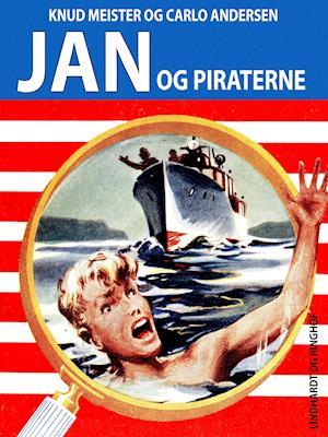 Jan og piraterne af Knud Meister, Carlo Andersen