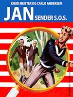 Jan sender S.O.S. (Jan-bøgerne, nr. 40)