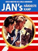 Jans hårdeste kamp af Knud Meister, Carlo Andersen