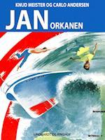 Orkanen (Jan-bøgerne, nr. 50)
