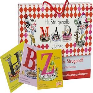Hr. Struganoffs mad alfabet