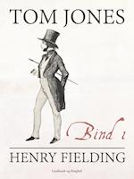 Tom Jones bind 1 af Henry Fielding