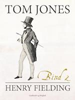 Tom Jones bind 2 af Henry Fielding