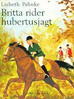Britta rider hubertusjagt